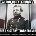Best History Teacher Ever