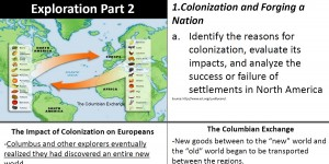 The Columbian Exchange PowerPoint