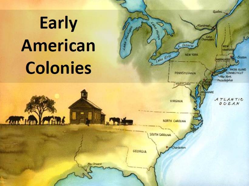us history early colonization