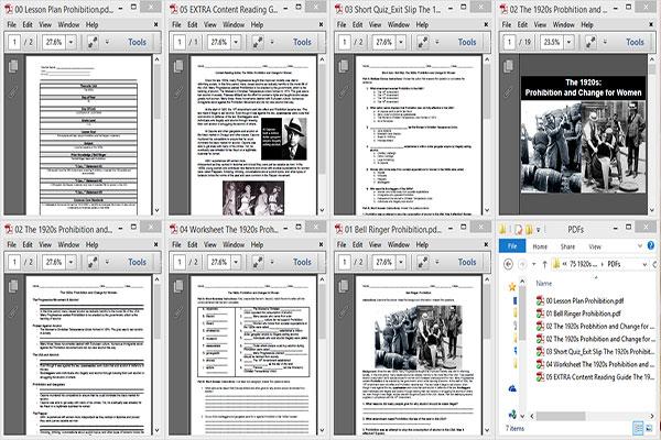 1920s Prohibition and the Flapper Movement _20Sx03x10o75