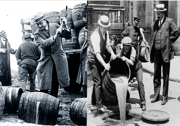 a history of the prohibition era in canada Al capone -- the villain of prohibition  al capone was the face of lawlessness during the era of prohibition  is the founder and editor of american history usa.