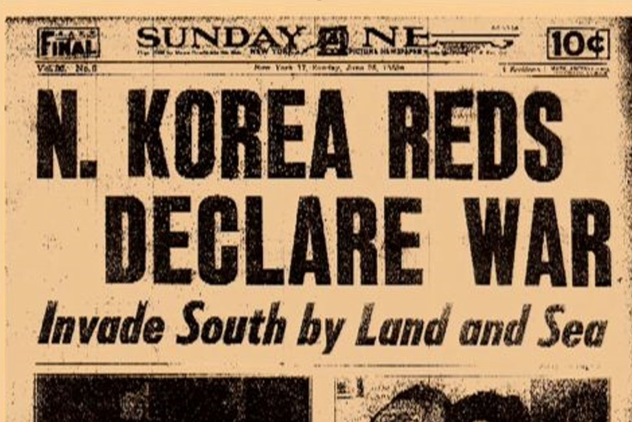 the united states involvement in the korean war