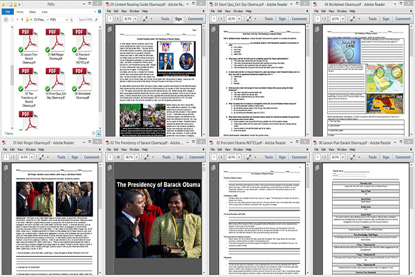 President Barack Obama Lesson Plan _MODx01x01x123