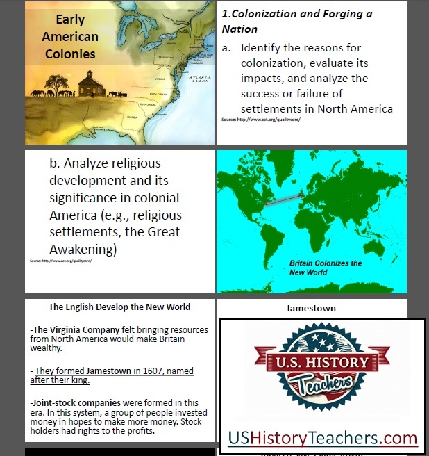 comparing early american colonies The colonies had been practicing limited forms of self-government since the early 1600s the great expanse of the atlantic ocean created a safe distance for american colonists to develop skills to govern themselves.