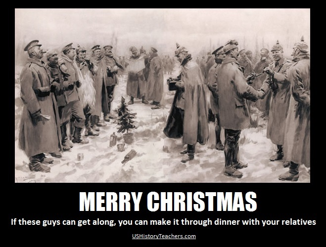 Christmas Truce of 1914