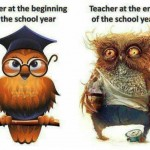 History Teacher Before / After
