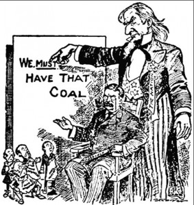 Teddy Roosevelt the Anthracite Coal Strike, the Railroad and Civil Rights _picture_ 2