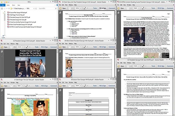 The Presidency of George HW Bush _GHBx01x01o118
